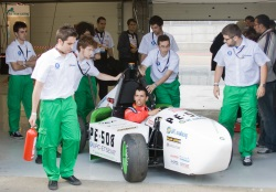 Estudiants d'UPCecoRacing